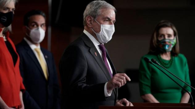拜登对众议院通过的价值19万美元的病毒法案表示欢迎,