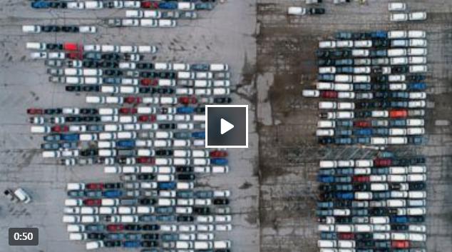 芯片短缺迫使通用汽车、福特