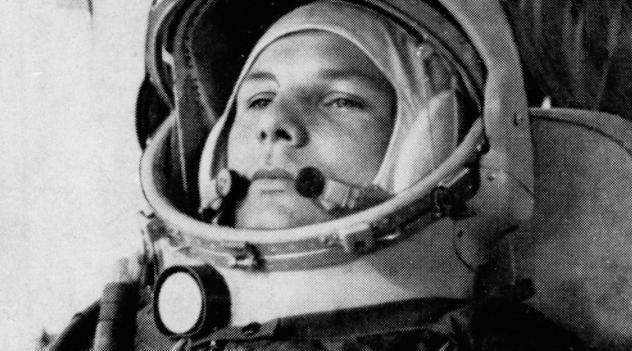 苏联宇航员60年前进行了开创性的太空飞行