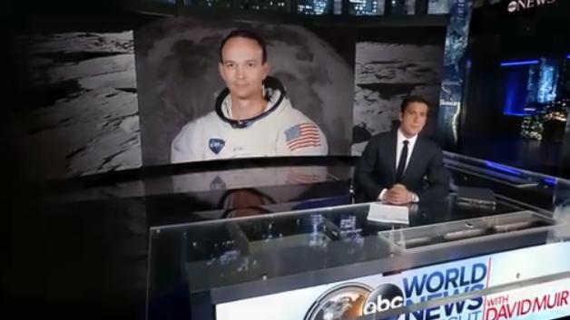 宇航员迈克尔·柯林斯,阿波罗11号飞行员,死于癌症