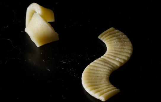 传统的扁平包装面食有助于食品生产的革命