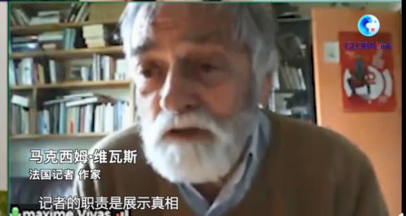 法国记者因揭示新疆真相遭攻击,外国网友力挺!