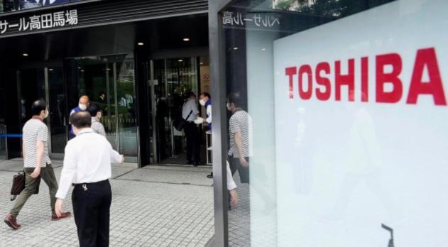 日本东芝董事长未能获得股东批准