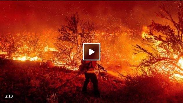 为什么需要几个月才能扑灭一些野火