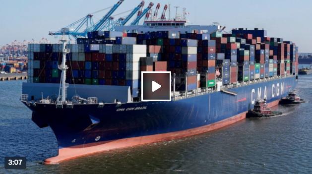 工业集团支持大型船舶的全球碳价格