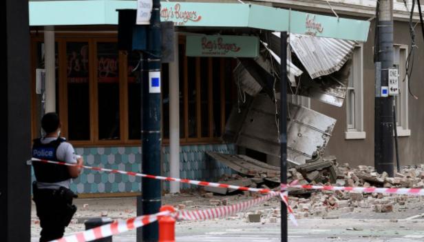 澳大利亚发生里氏5.8级地震,造成一定损失